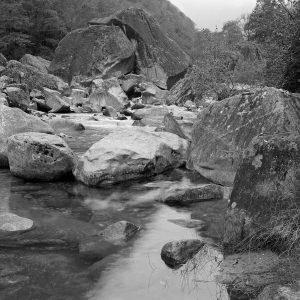 Bavonatal, Tessin, Rolleiflex T